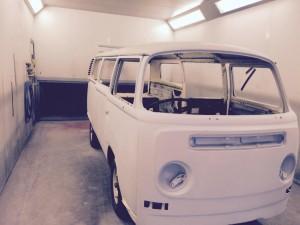 1972 VW Camper Van