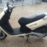 Peugeot vivacity 125 Moped 1