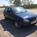 Ford Fiesta 1.3 Finnesse 1