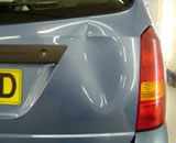Paintless Dent Removal (PDR)
