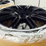 Custom Alloy Wheel Refurbishment 1