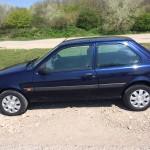 Ford Fiesta 1.3 Finnesse